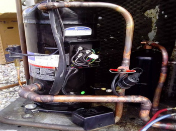 Vodný Chiller 450kw